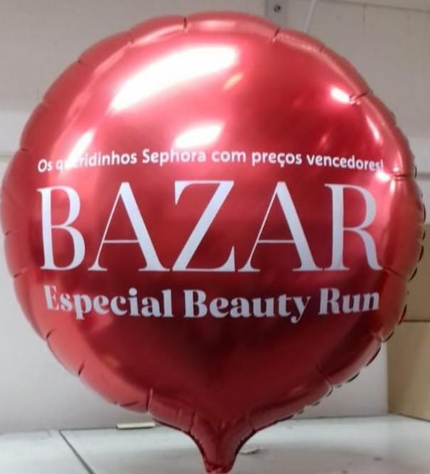 Balão para promoção