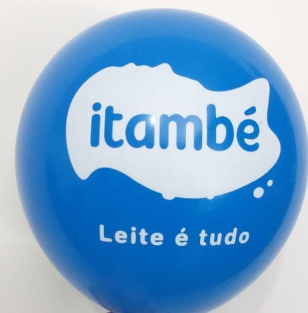 Balão de promoção preço