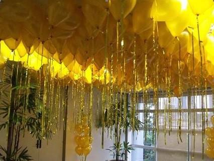 Balões para decoração de aniversário