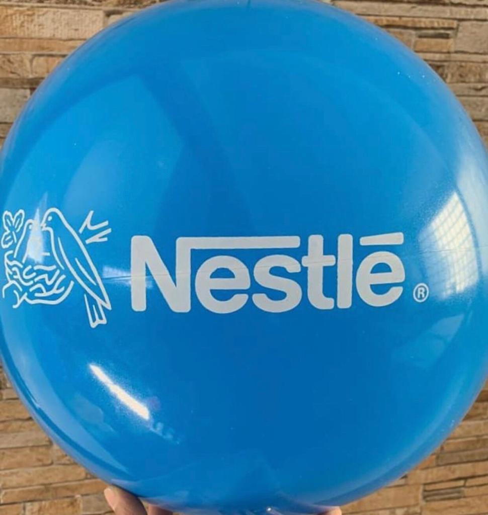 Bolas balões promocionais