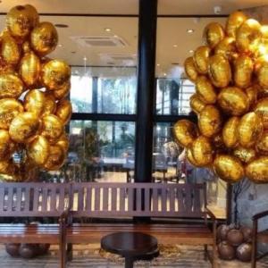 Balão de gás hélio personalizado