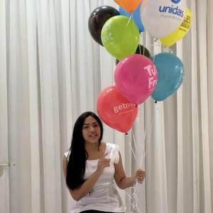 Balões Látex