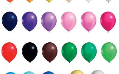 Balões de latéx